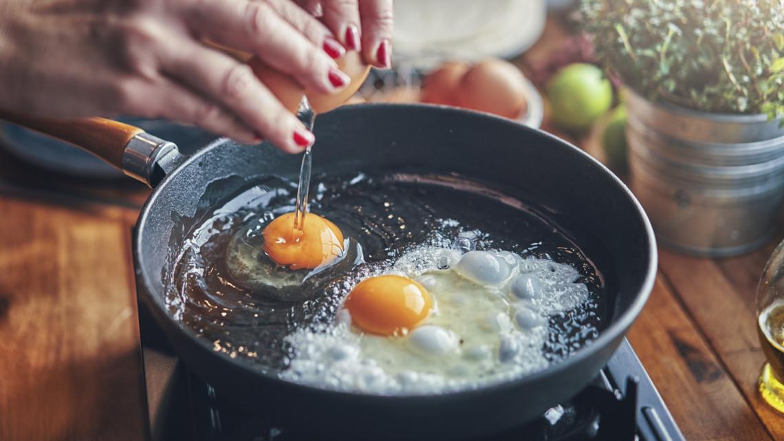 Tudtad? Ez történik a testeddel, ha minden nap eszel tojást