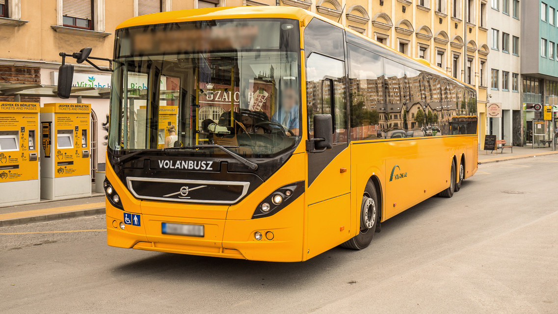 15 busszal újít be a Volán: kiderült, hol és mikortól lehet velük utazni