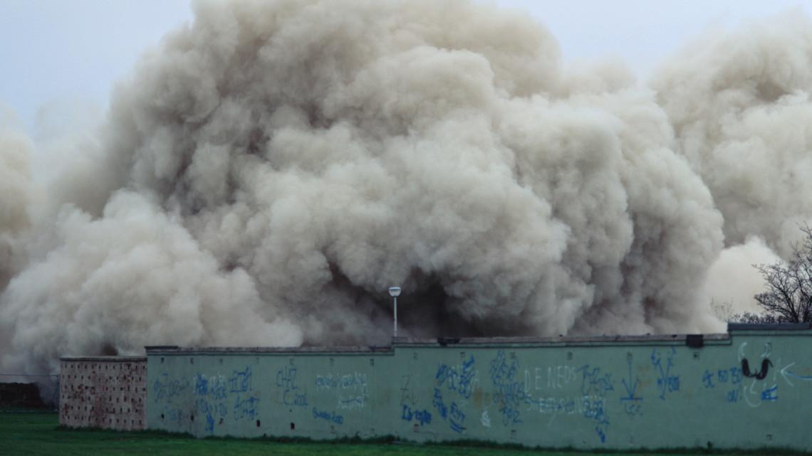 Nem árt felkészülni: kétszer is robbantani fognak Hódmezővásárhelyen