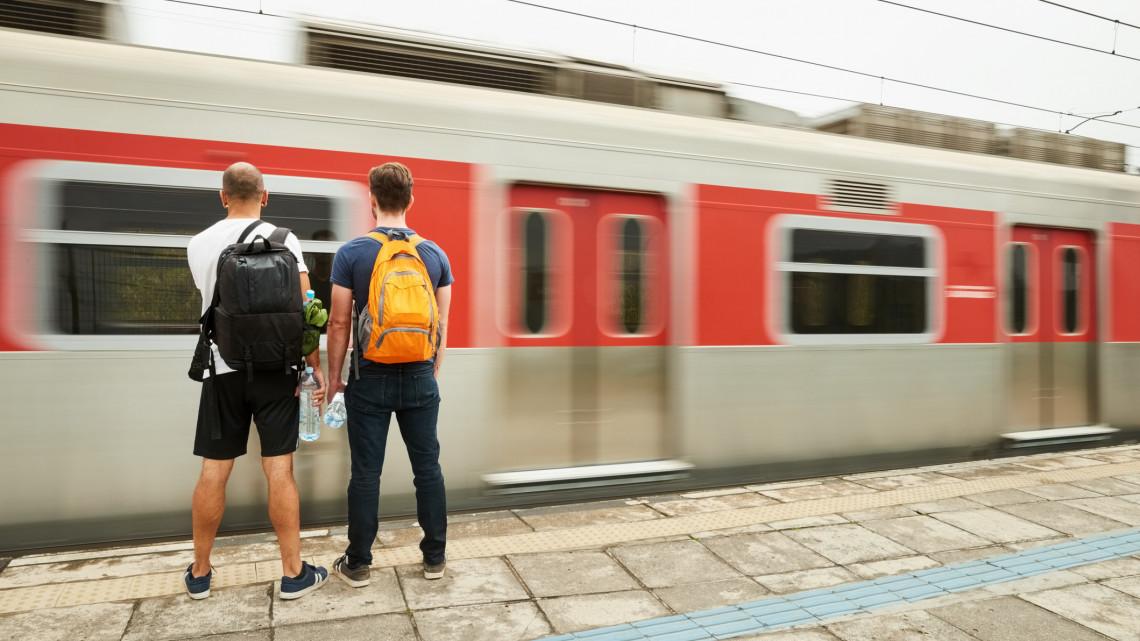Fontos változás a vasúton: módósul a menetrend hétvégén