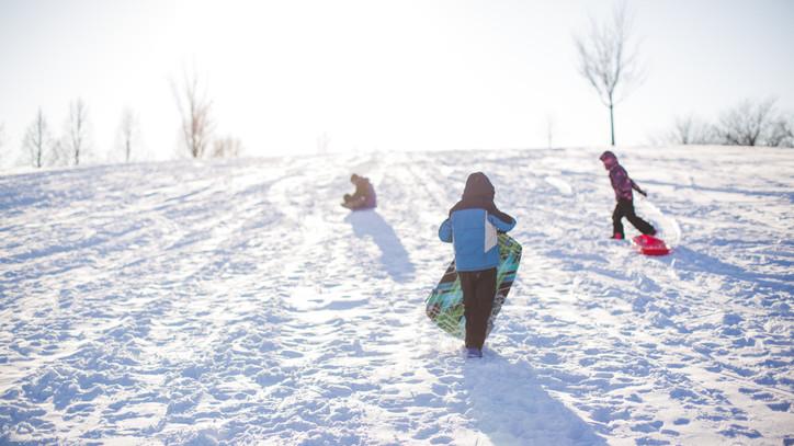 A falu, ahol minden télen esik a hó: mutatjuk, mi lehet Széphalom titka