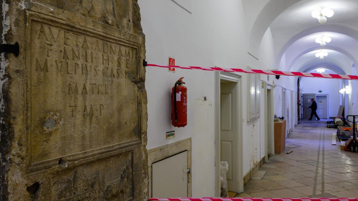 Gigafelújítás kezdődik: 5 és félmilliárdból hozzák helyre a székesfehérvári múzeumot