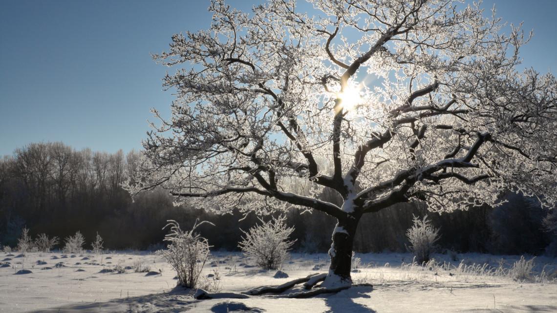 Még nem kell eltemetnünk a telet: csodás képeken a havas Bükk
