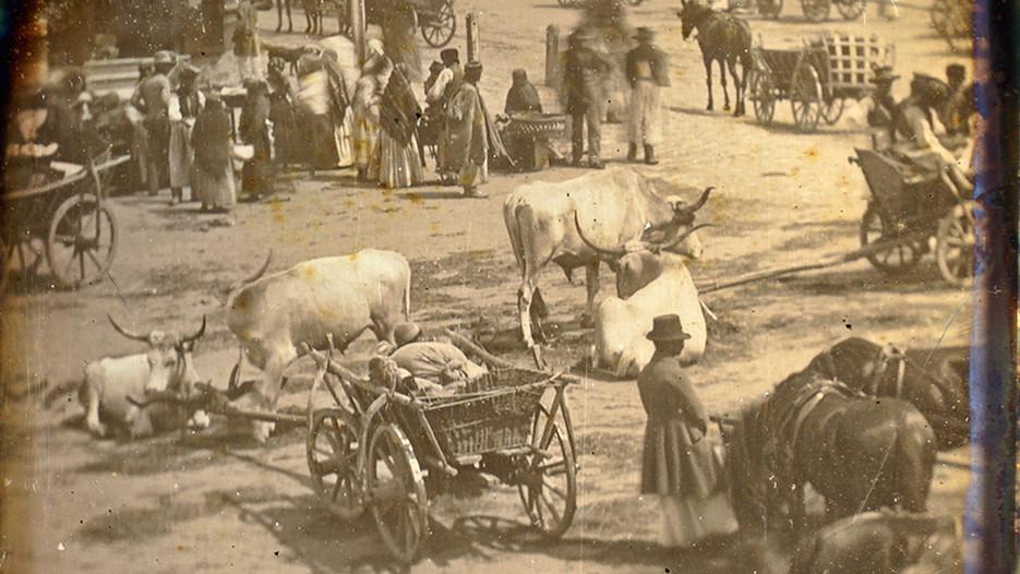 Ritka fotó került elő a múltból: így nézett ki a vidéki magyar város 1845-ben