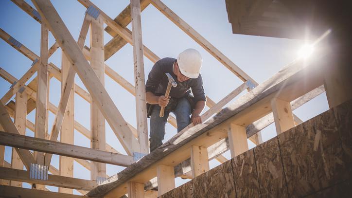 Dübörög az építőipar: 10 éve nem épült ennyi lakás Magyarországon