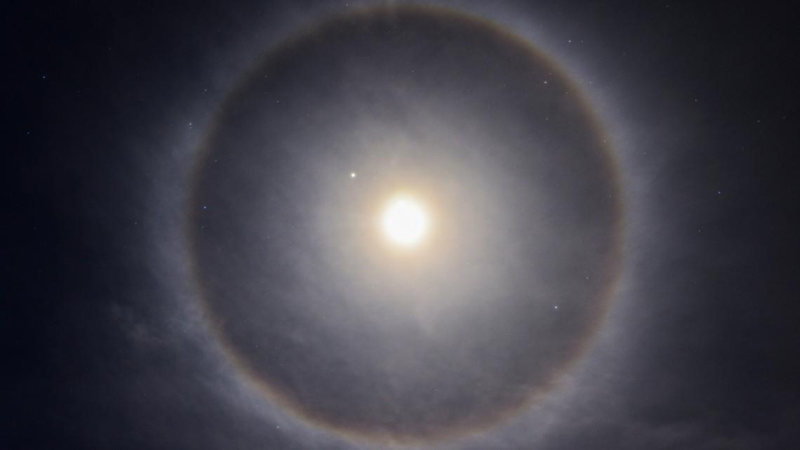 Lenyűgöző látvány: különleges égi jelenség zajlott csütörtök éjszaka + VIDEÓ
