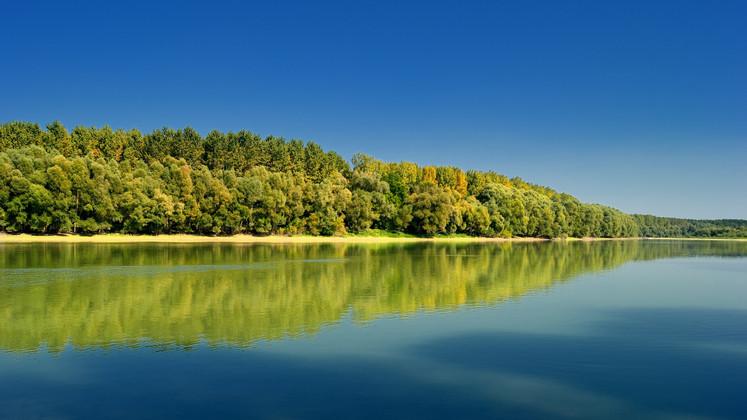 Bejelentették: védett területté nyilvánították a Duna Táti-szigeteit