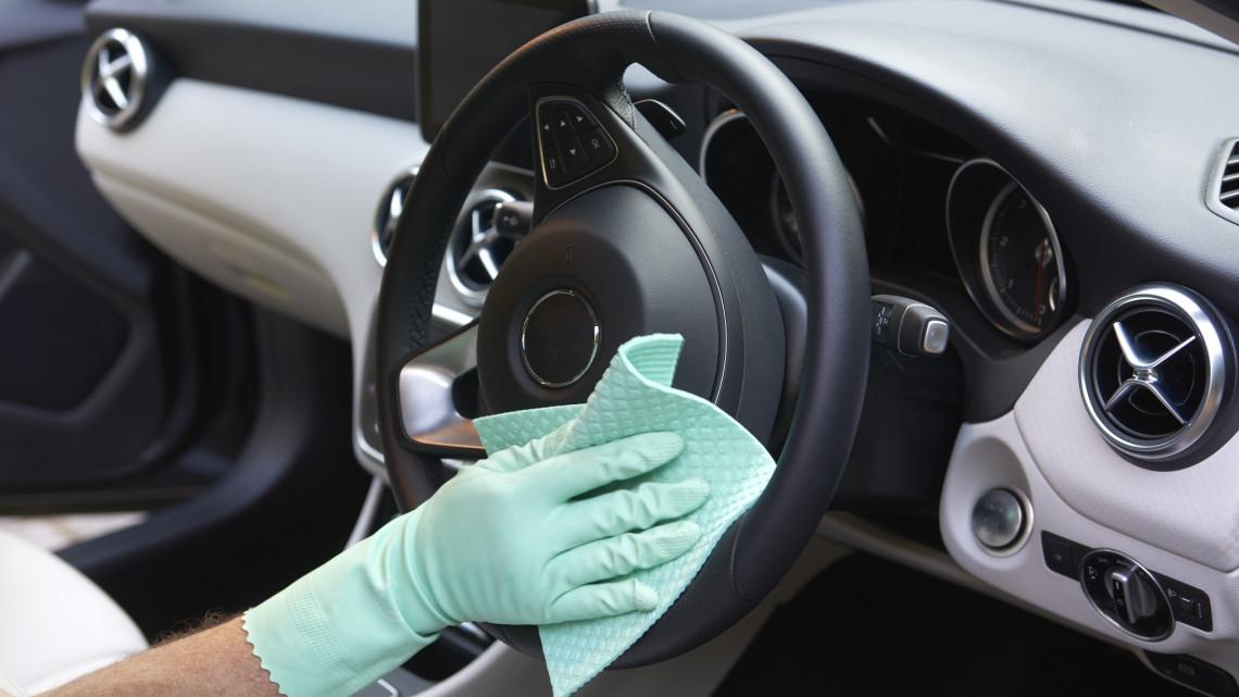 Koronavírus: így tartsd távol az autódtól a kórokozókat