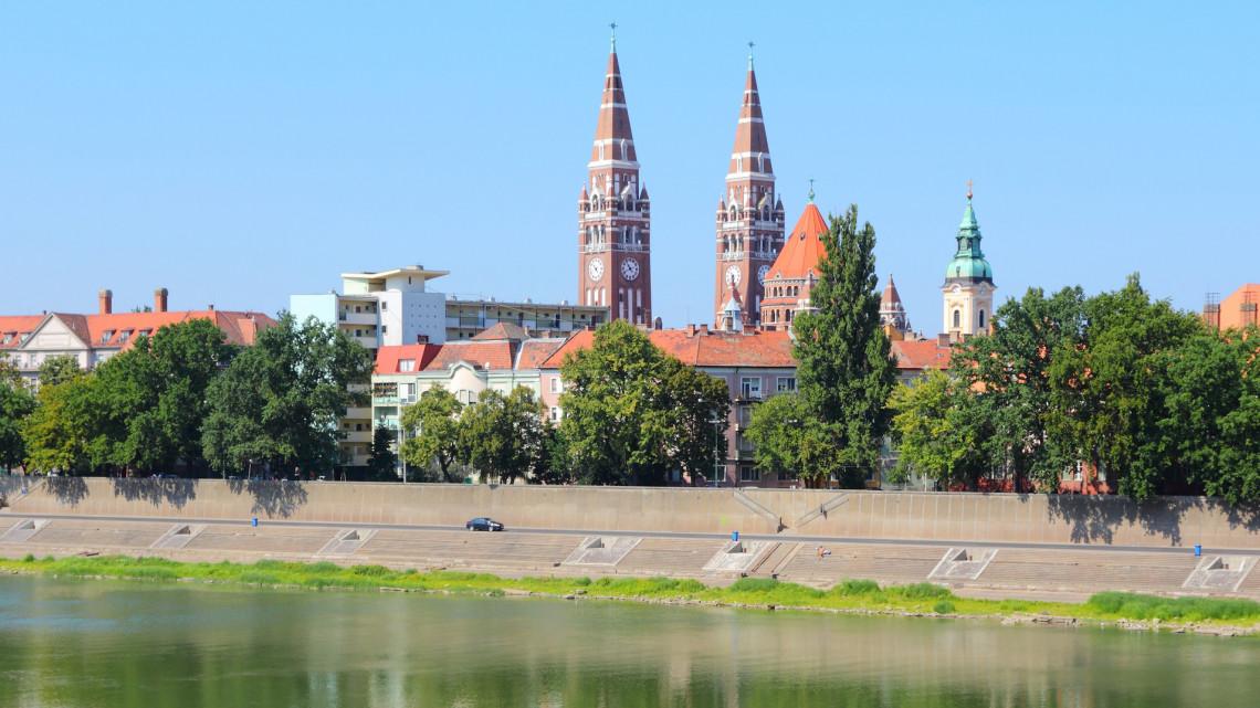 Elismerést kapott a város: klímabarát település díjat kapott a Szeged