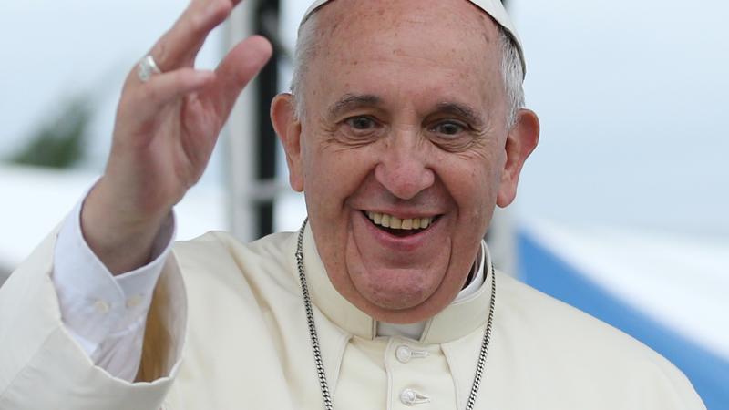 Ferenc pápa a teljesen üres bazilikában misézett: ezt mondta a koronavírusról