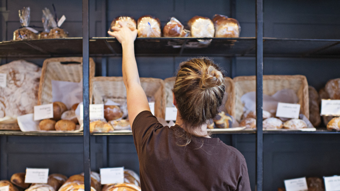 Koronavírus: fertőzött a vidéki város hipermarketjének dolgozója, lezárták a pékséget