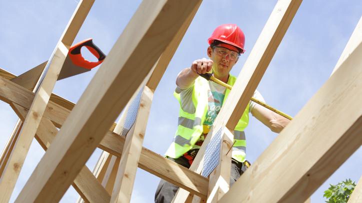 Nehéz helyzetbe kerülhet az építőipar: egyre kevesebb megrendelés érkezik