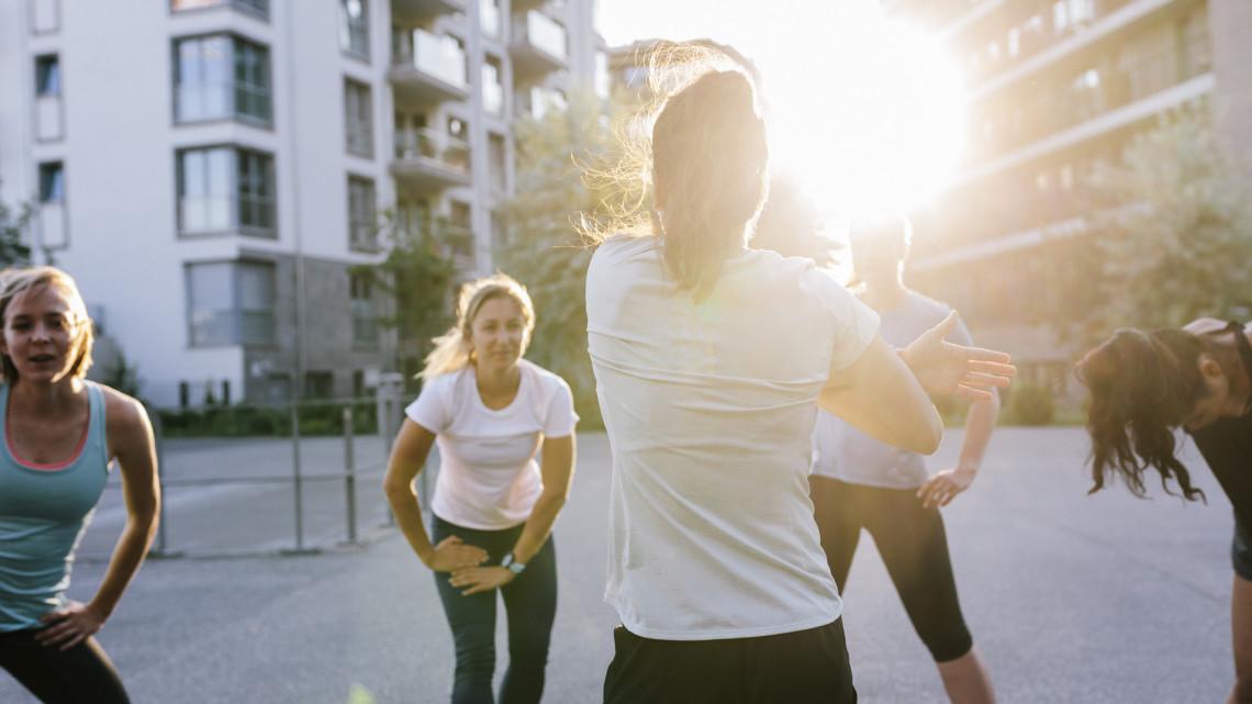 Itt a bejelentés: új szabályok vonatkoznak hétfőtől a sportversenyekre, edzésre