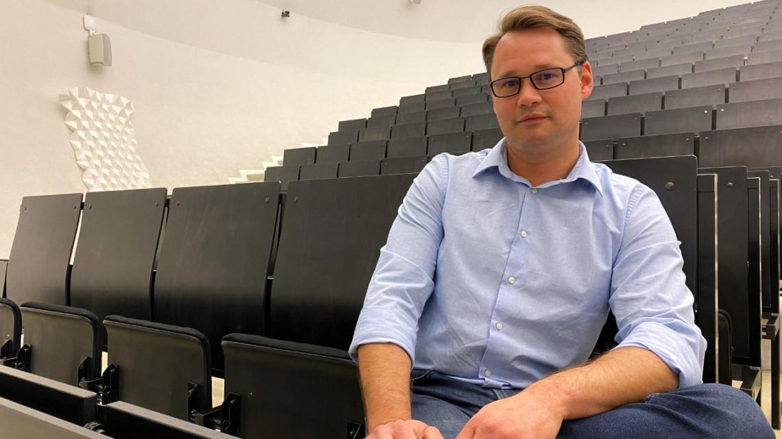 Dr. Jakab Ferenc: Elképzelésem sincs arról, mi fog történni holnap