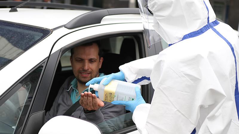 Már Zalaegerszegen is elérhető: így működik az autós, érintésmentes koronavírus tesztelés
