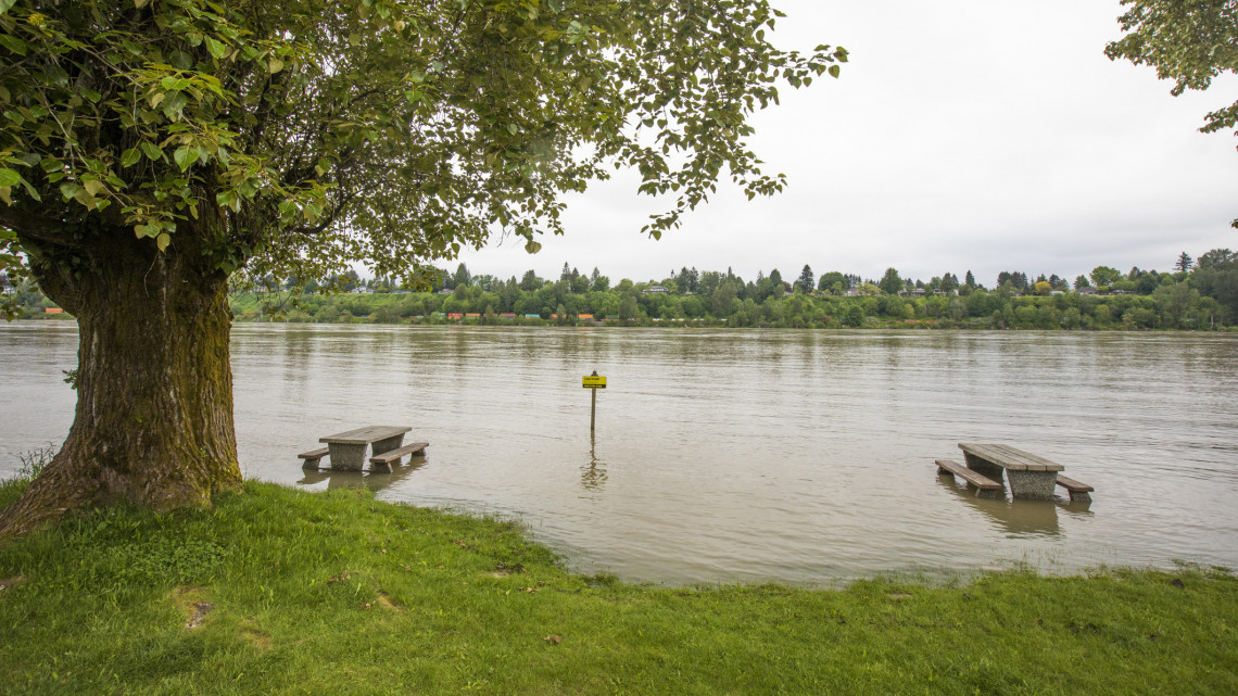 Csúcstechnológia figyelmeztet az árvízre a Rábán: ekkor lép működésbe az új rendszer