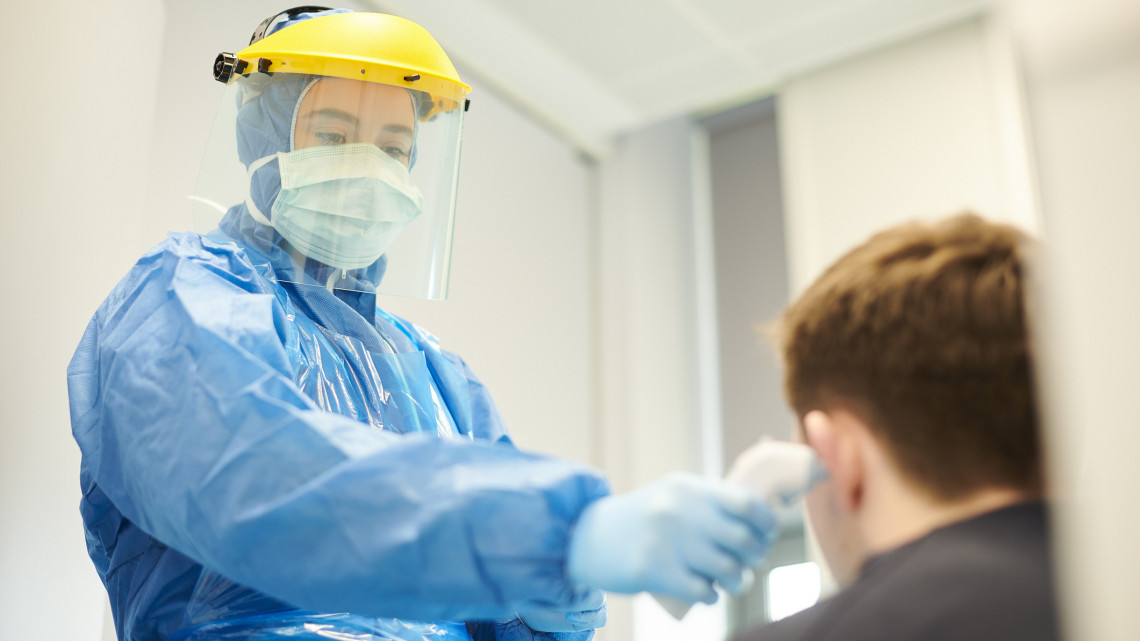 Javul a helyzet az országban: ebben a négy megyében már nincs igazolt fertőzött