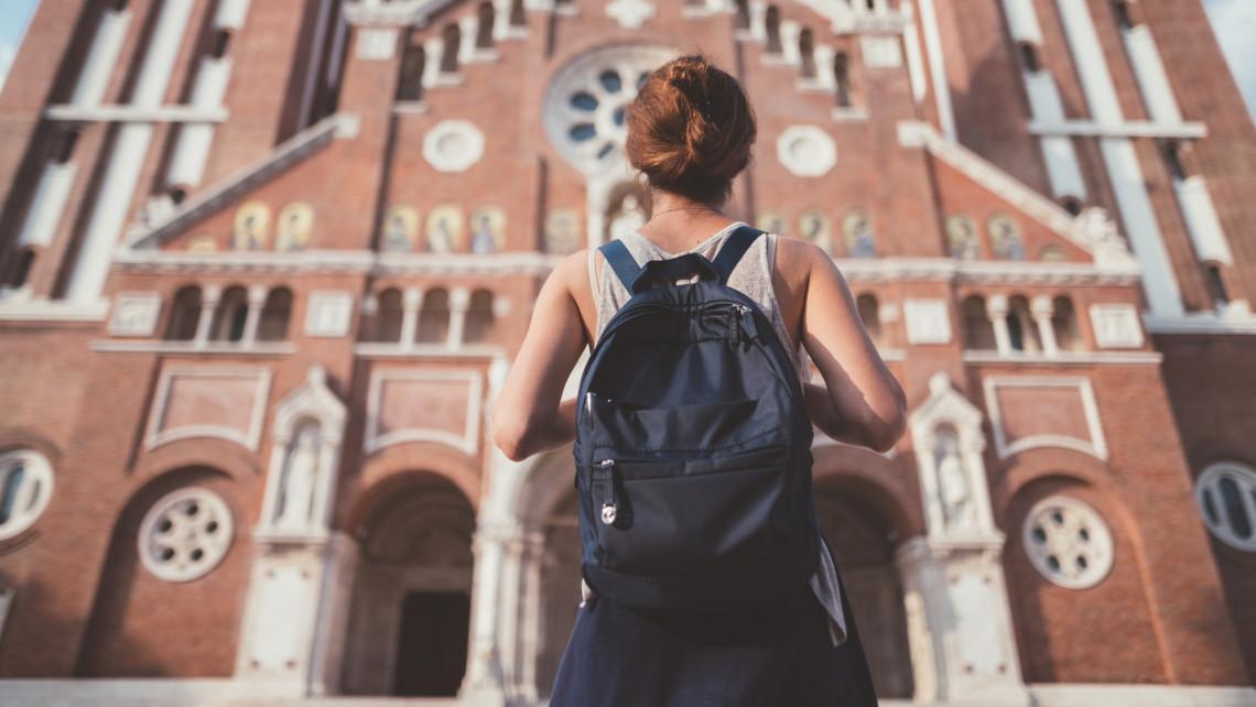 Elképesztő épület Szegeden: a különleges kilátóról a múltat is láthatjuk