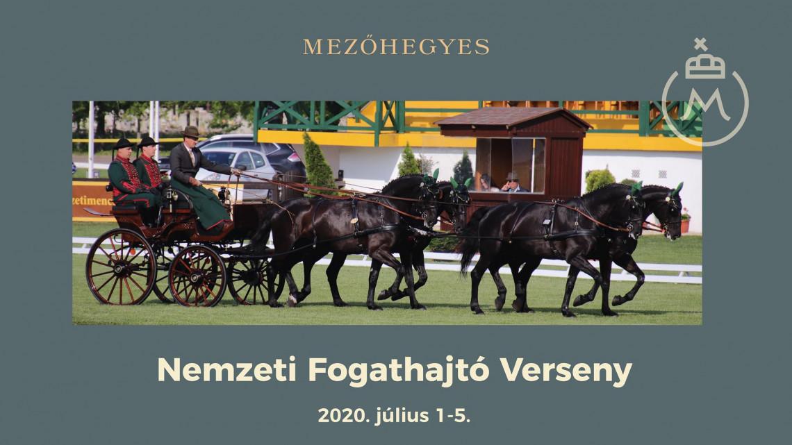 Örülhetnek a magyar lovassport szerelmesei: fogathajtó versenyt rendeznek Mezőhegyesen