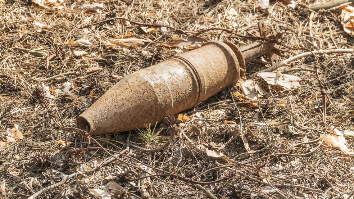 Megvan az időpont: ekkor szállítják el a Vas megyében talált bombát