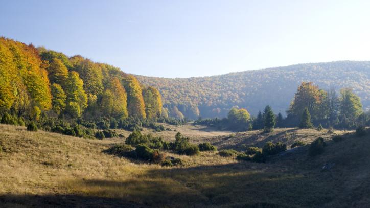 Elképesztő időjárás: fagyos reggelre ébredtek a Bükk fennsíkon élők