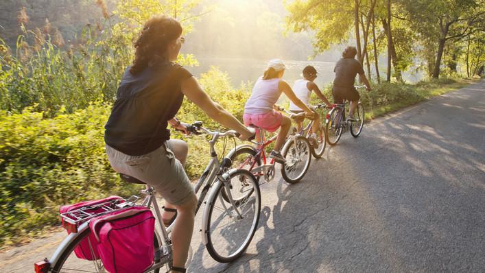 Népszerű az új kerékpárútvonal: itt teker most a legtöbb bringás