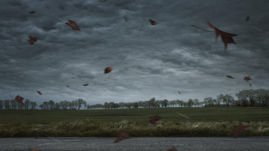 Ilyen még nem volt: olyan brutális erejű szél söpört végig ezen a településen, hogy megdőlt a rekord