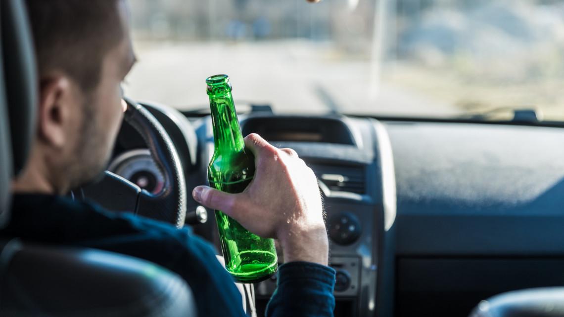 Ámokfutók BAZ megye útjain: rengeteg az ittas sofőr