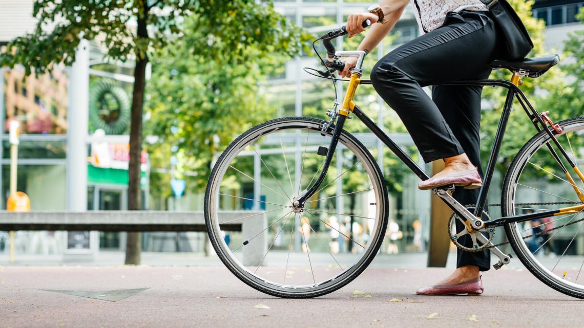 Elképesztő, mennyien ülnek kerékpárra: új rekordot döntött a Tisza-tó