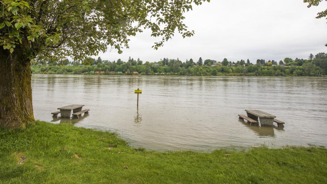 Erre már régóta szükség volt: javul az árvízvédelem a magyar nagyvárosban