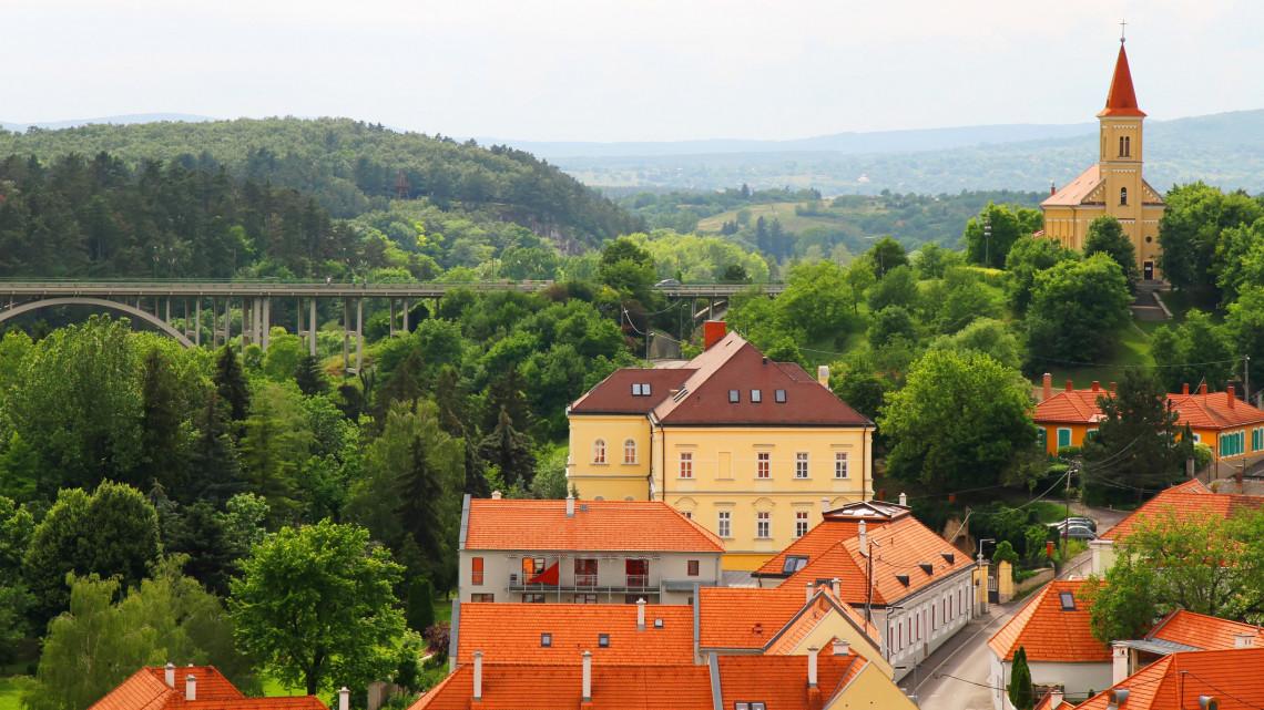 Ez durva: idegességében törte szét egy férfi a herendi életfát Veszprémben