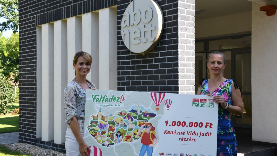 Sokat hozott a konyhára a magyar termék: nyíregyházi versenyző nyerte el a milliós fődíjat