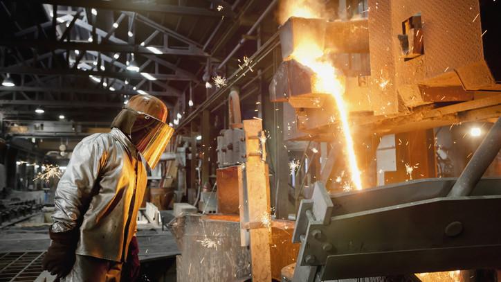 Hatalmas robbanás történt a Dunaferr gyárában: a cég szerint jelentős a kár