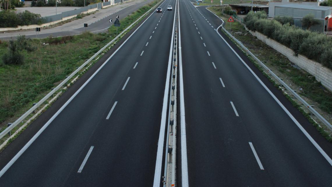 Gyorsabban érhetünk a fővárosba: itt épül az új útszakasz