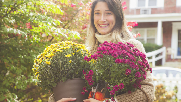 Ősszel se mondj le a virágos kertről: ezek a növények még most bontják szirmaikat