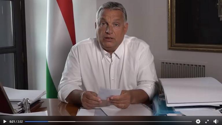 Megszólalt Orbán Viktor: Valahogy majd kibírjuk, de nem lesz jó őszünk