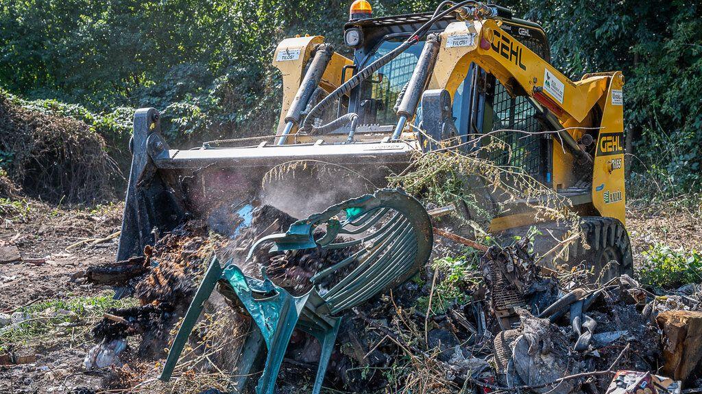 Elkeserítő a szeméthelyzet: elönti a hulladék a magyar erdőket