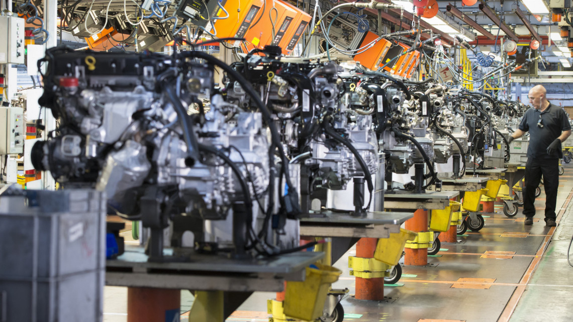 Elárulták a szakértők: ezért ugorhat meg jövőre az ipari termelés