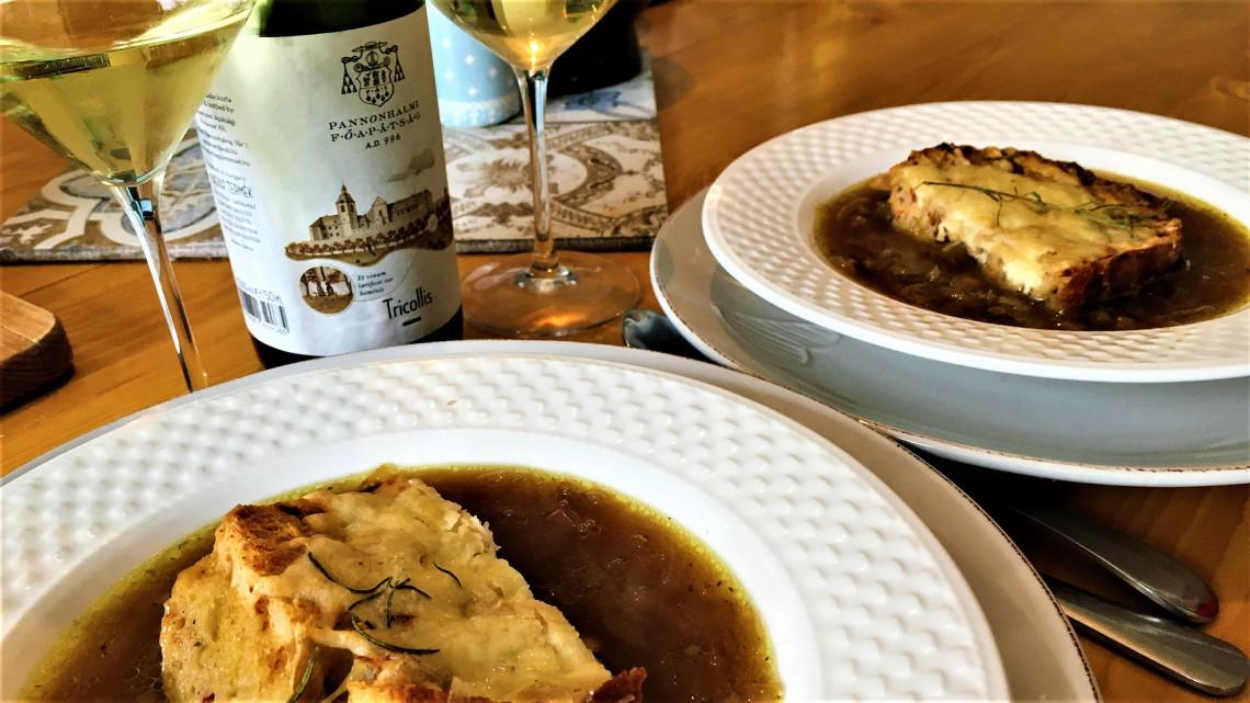 Minden bajra gyógyír: makói hagymából készül a legfinomabb francia hagymaleves + recept