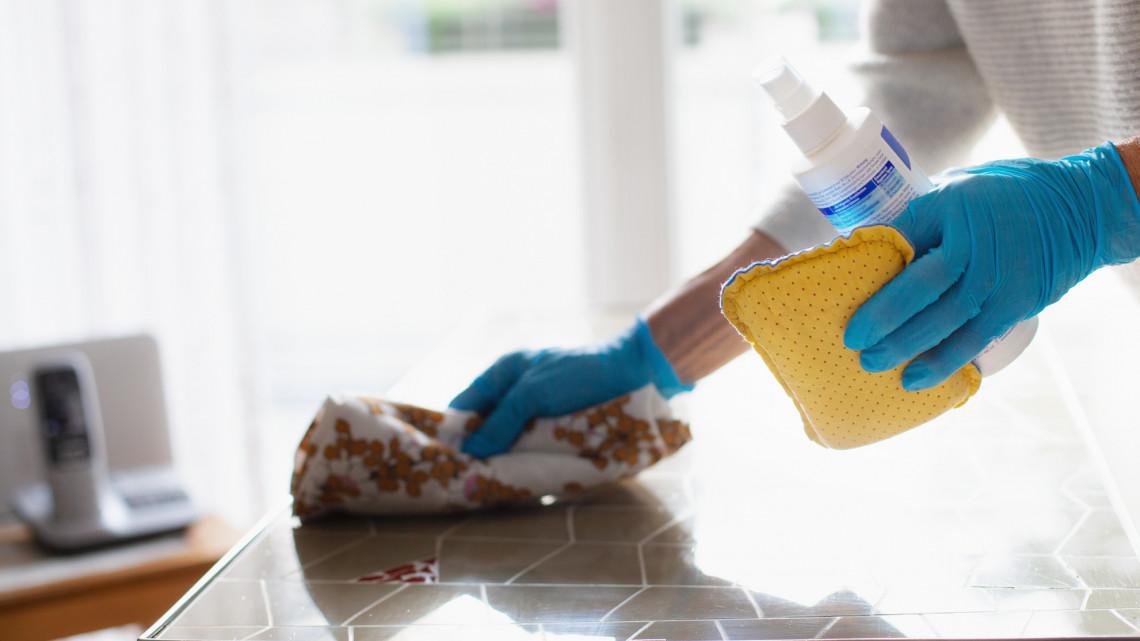 Óvatosan az otthoni fertőtlenítéssel: ez az 5 dolog többet árt, mint használ