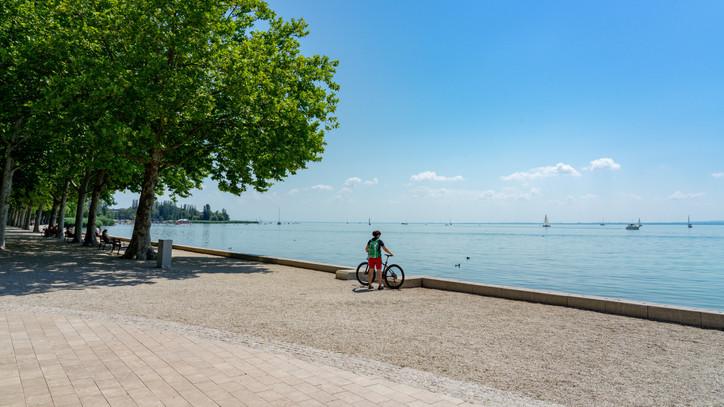 Hamarosan elindul a kis-balatoni kör bővítése: itt épülhetnek újabb kerékpárutak
