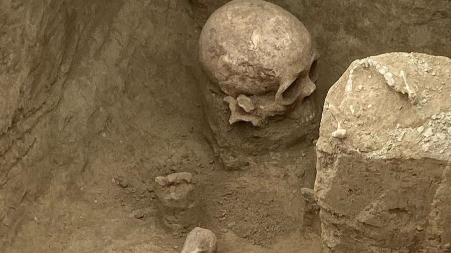 Titokzatos temetőt találtak a magyar városnál: útépítés közben bukkantak rá