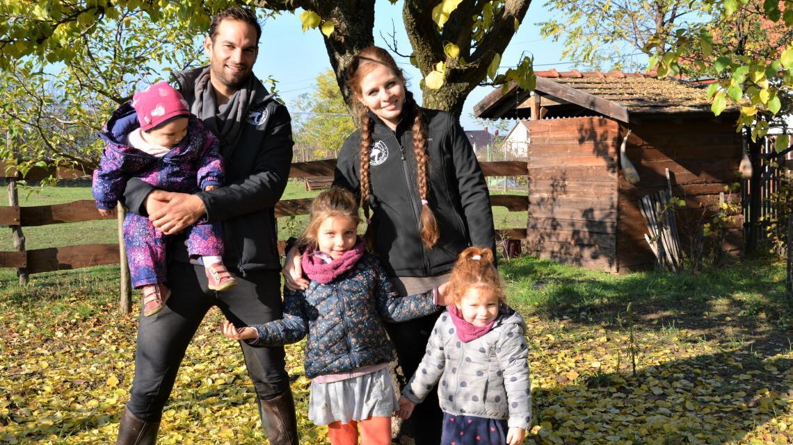 Csodájára járnak a Pest megyei udvarnak: kevés ilyen hely van Magyarországon
