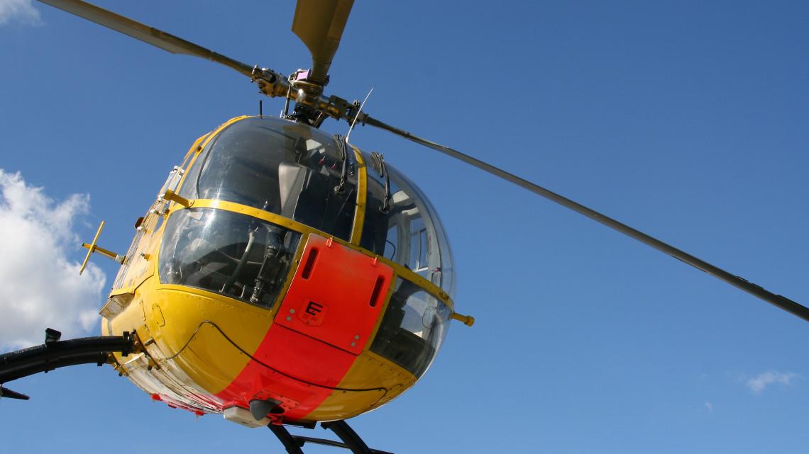 Ez most életeket menthet: légimentőbázist fejlesztenek a vidéki városban