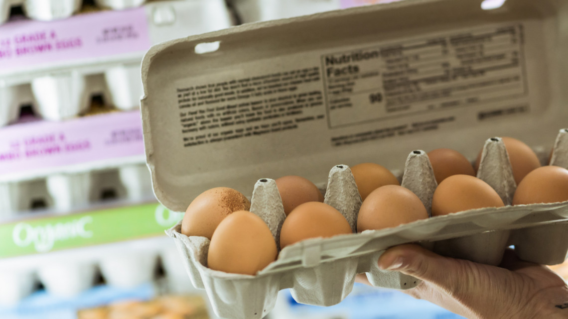 Bekeményítettek: 2021-től már csak így vehetünk bolti tojást
