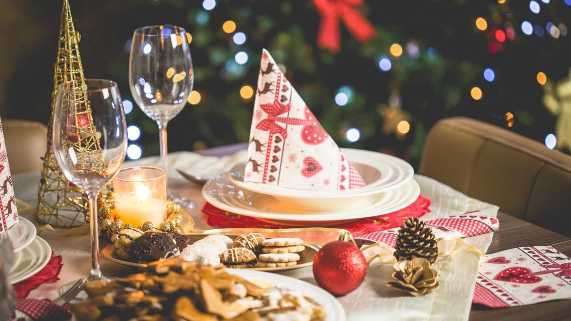 így lehet egészségesebb a karácsonyi vacsora: 5 tanács, amit érdemes megfogadni