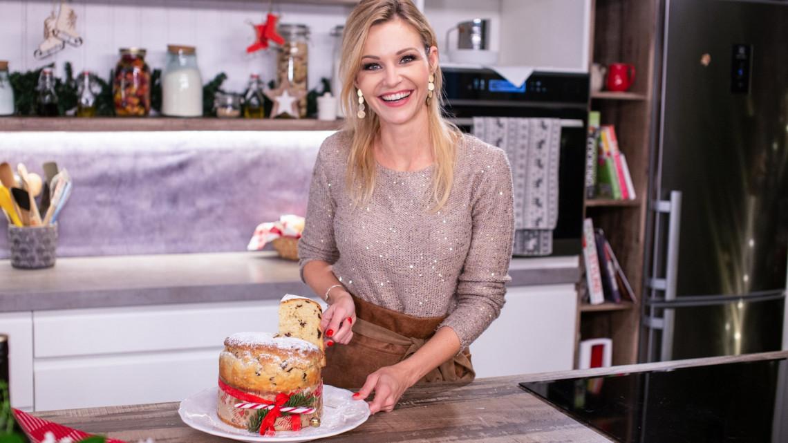 Ünnepi finomságok Marton Adri konyhájából: íme 3 recept, amivel nagyot villanthatunk karácsonykor