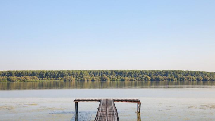 Kikötő épül Budakalászon: már elkezdték a munkát a védett, Natura 2000 területen