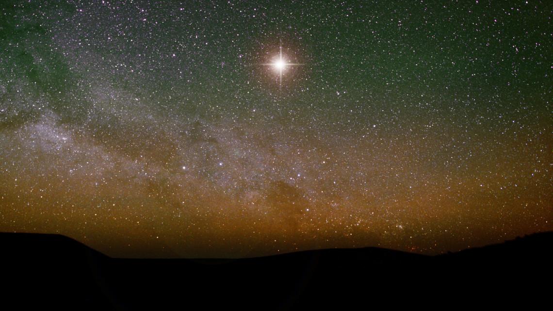 Eljött a nap: ma láthatjuk az égbolton a betlehemi csillagot, ekkor kell figyelnünk