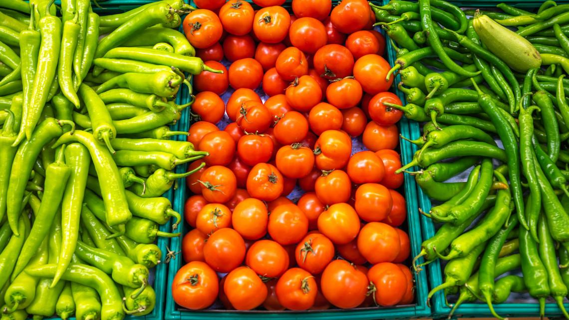 Mi lesz így a magyar zöldpaprikával? Egyre drágul, a termőterülete vészesen fogy